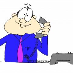 Vortrag: Kann man erfolgreiches Telefonieren im Telefontraining an 2 Tagen lernen?
