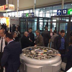 IFM-Partner generieren 263 qualifizierte Leads am ersten Tag der Hannover Messe Industrie HMI 2017
