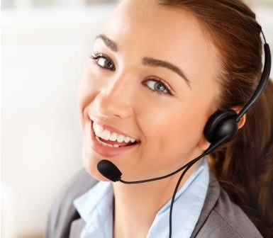 Aktion Telefontraining Empfang