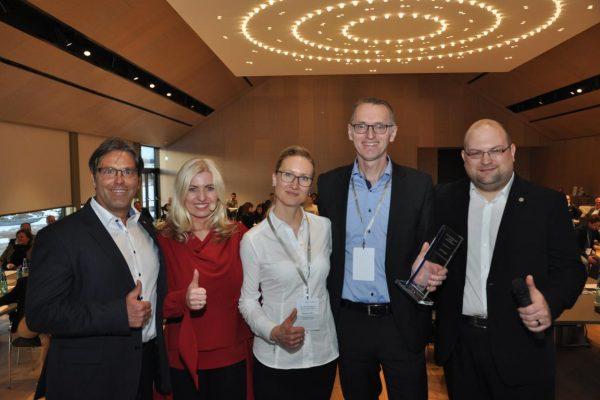 Auszeichnung IFM für HR Entwicklung